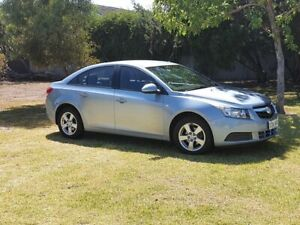 2011 Holden Cruze JH CD 6 Speed Automatic Sedan Windsor Gardens Port Adelaide Area Preview