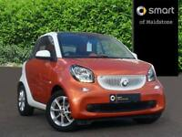 smart fortwo coupe PASSION T (orange) 2015-09-28