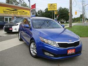 2012 Kia Optima,PANORAMIC,ACCIDENT FREE,ALLOYS