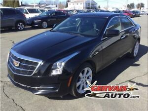 Cadillac ATS 2.0T AWD CUE Cuir Toit Ouvrant MAGS 2015