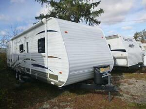 2011 28BHSS NORTH COUNTRY TRAVEL TRAILER