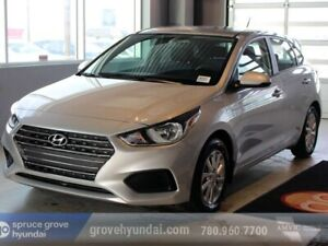 "2019 Hyundai Accent PREFERRED AWD HATCHBACK 1.6L-7"" TOUCHSCREEN"