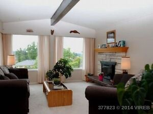 Three bed 1 bath suite all included Campbell River Comox Valley Area image 4