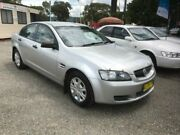 2008 Holden Commodore VE MY09 Omega Silver 4 Speed Automatic Sedan Penrith Penrith Area Preview