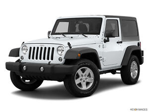 Wanted: Jeep Wrangler or Jeep TJ