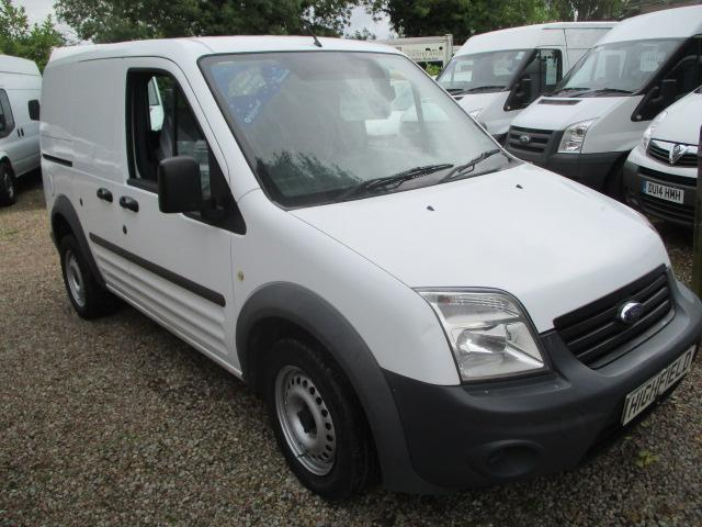 569b91223da76f 2011 Ford Transit Connect 1.8TDCi 5 SEATER Crew Van T220 SWB NO VAT GOOD  MILES