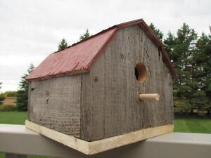 Hand Made Custom Bird Houses Stratford Kitchener Area image 7