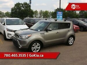 2014 Kia Soul EX+; BACKUP CAMERA, A/C, HEATED SEATS, ROOF RACK