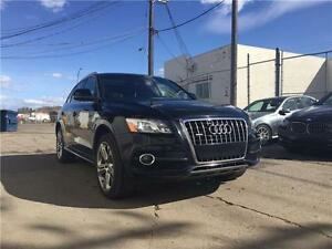 2009Audi Q5 3.2 s-line,AWD,Pano.roof,keyless enrty,accident free