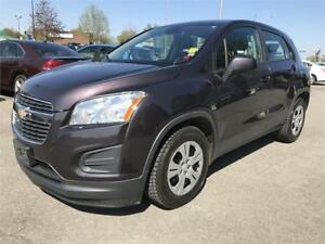 2014 Chevrolet Trax *78,000KM* AUTOMATIQUE A/C BLUETOOTH