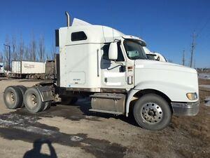 2007 I.H 9400i Sleeper truck