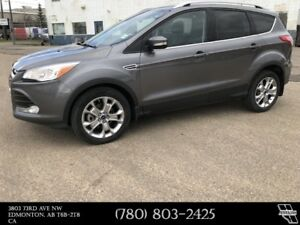 2014 Ford Escape Titanium - 2.0L Engine - 4WD - Fully Loaded