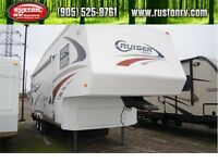 2006 Cruiser 28RL Fifth Wheel