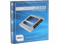 CRUCIAL MX500SSD 480GB NEW IN SEALED BOX BARGIN PRICE XMAS PRESENT