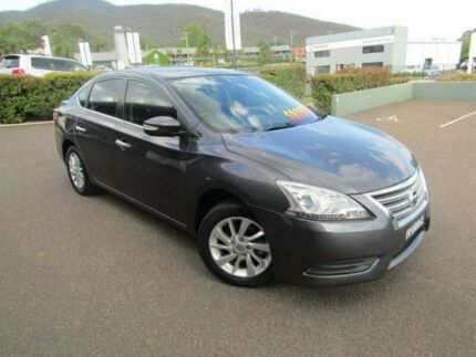 2013 Nissan Pulsar B17 ST Grey 6 Speed Manual Sedan Tamworth Tamworth City Preview