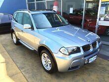 2006 BMW X3 E83 3.0D Blue 6 Speed Steptronic Wagon Hobart CBD Hobart City Preview