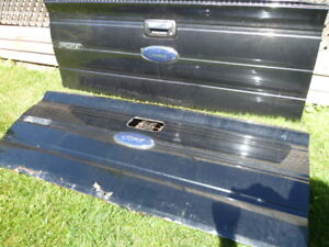2- FORD F-150 TAILGATES  2009-2014