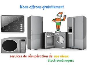 Ramassage d'électroménagers, Collecte à domicile