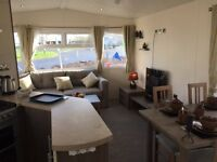 Stunning Caravan For Sale - Double Glazing and Central Heating-Southerness-Scotland-2 Bedroom