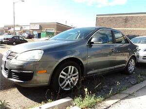 2006 Volkswagen Jetta Sedan 1.9L TDI DIESEL MANUAL SAFETY INCL