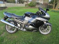 Kawasaki ZZR1400 SPORTS TOURING MOTORCYCLE