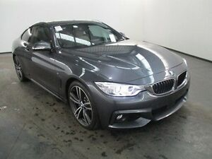 2015 BMW 435i F32 M SPORT Mineral Grey Sports Automatic Coupe Albion Brimbank Area Preview