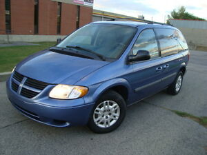 2007 DODGE CARAVAN SE 7 PASSENGER** 120000 KMS** ''ONE TAX''