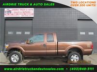 2011 Ford Super Duty F-250 XLT 4X4 EXT CAB SHORT BOX