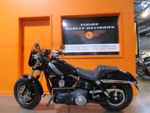 2015 FXDF Dyna Fat Bob Custom Harley Davidson