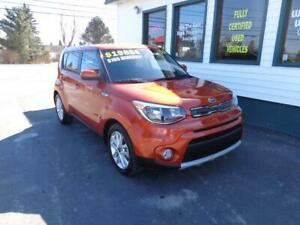 2019 Kia Soul EX for only $165 bi-weekly all in!