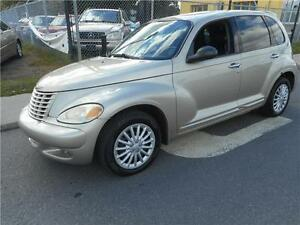 CHRYSLER PT CRUISER GT TURBO 2005*GARANTIE 1 ANS OU 15000KM INCL