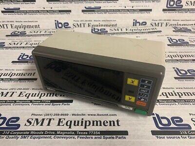 Mitutoyo 2 Axis Digital Linear Scale Counter - Ks-32 - 174-104-1 Wwarranty
