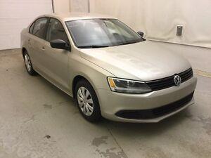 2012 Volkswagen Jetta TRENDLINE + AUTO, LOADED