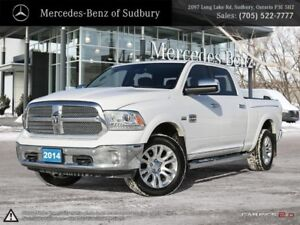 2014 Ram 1500 LARAMIE LONGHORN - YOUR ULTIMATE REGAL WORKHORSE!
