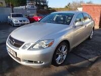 Lexus GS300 3.0 SE-L AUTO~06/2006~4 DOOR SALOON~06/2006~STUNNING SILVER~SUPERB