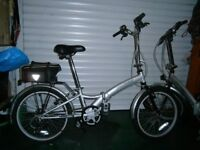 Probike Folding Bike - Good condition. Used infrequently