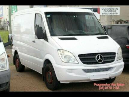 2010 Mercedes-Benz Sprinter Transit HIRE RENT