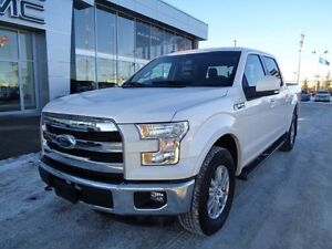 2015 Ford F-150 Lariat - 4x4! Leather, Navigation