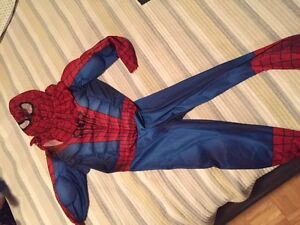 Costume Spiderman 6-7 ans