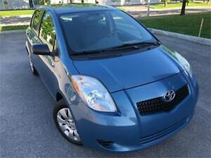 2008 Toyota Yaris LE AUTO/AC/STARTER/GR.ELEC/VERY CLEAN!