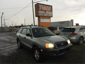 2003 Hyundai Santa Fe GL**MANUAL***AS IS SPECIAL***ONLY 174KMS**