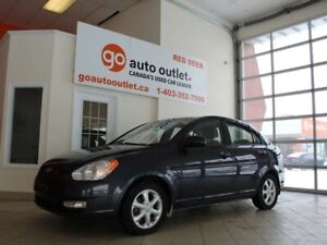 2011 Hyundai Accent GLS, MP3 player, Heated seats, Cruise Contro