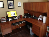 Office Furniture - 7 pieces!