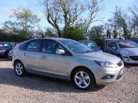 Ford Focus - Silver, 1.6 Zetec, realiable car, Manual,Available now East London