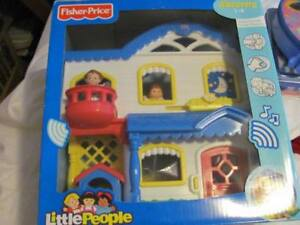 fisher price - little people maisonnette