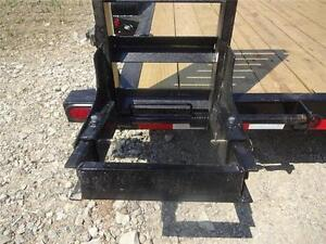 "Carhauler with 6"" I-Beam Frame & Drop Axle 14,000lb!!! $112/mth London Ontario image 6"