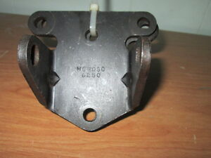 Moroso Solid Engine Mounts SBC