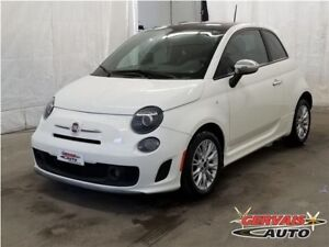 Fiat 500 Sport Turbo Cuir Toit Ouvrant MAGS 2013