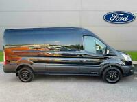 2021 Ford Transit 2.0 Ecoblue 170Ps H2 Trail Van Medium Roof Van Diesel Manual