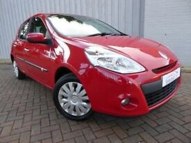 Renault Clio 1.2 Expression 16v, Red, 5 Door Model, Immaculate Condition, Only 1 Previous Keeper